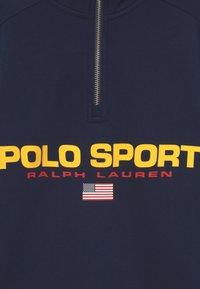 Polo Ralph Lauren - ZIP - Mikina - cruise navy - 2