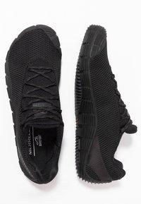 Merrell - MOVE GLOVE - Minimalist running shoes - black - 1