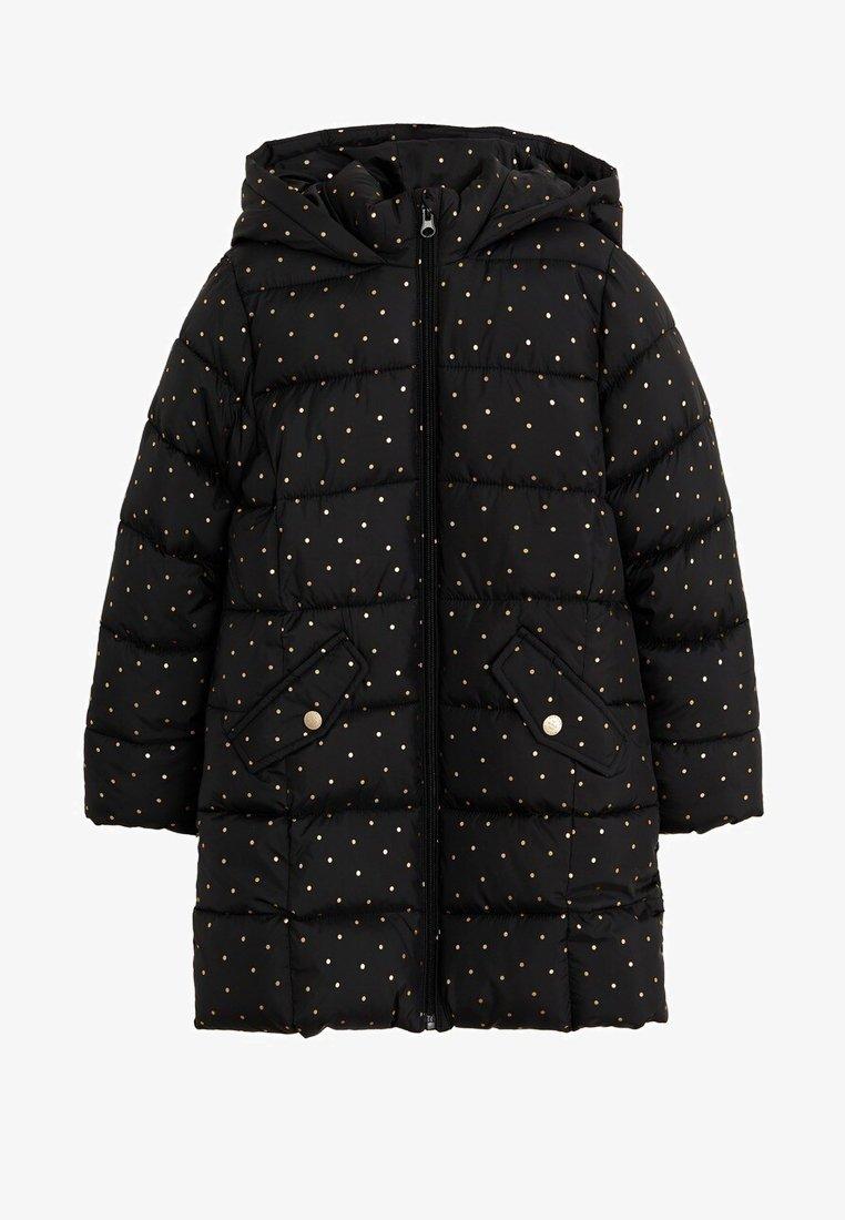 Mango - ALILONG - Abrigo de invierno - zwart