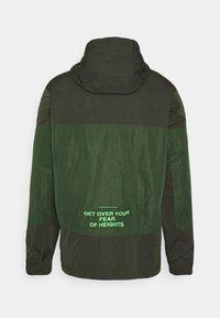 Nike Sportswear - AIR ANORAK - Windbreaker - sequoia/carbon green/white - 1