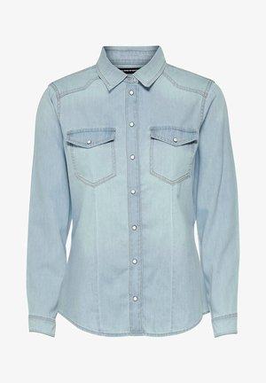 Skjorte - light blue denim