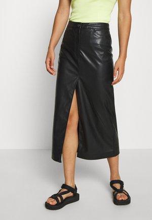EMMIE SKIRT - A-line skirt - black