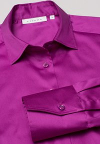 Eterna - MODERN CLASSIC - Button-down blouse - fuchsia - 3