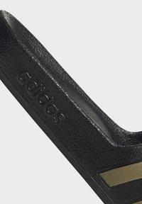 adidas Performance - ADILETTE AQUA SWIM - Sandali da bagno - black - 8