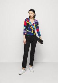Lauren Ralph Lauren - Long sleeved top - blue/multi - 1