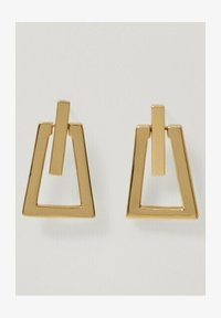 Massimo Dutti - Earrings - gold - 0