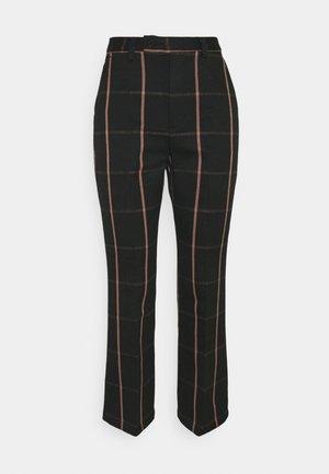 MATH CLUB TROUSER FLARE - Trousers - bonnie