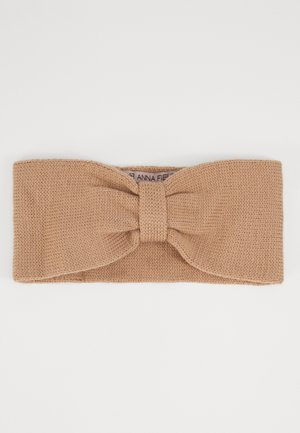 WOOL - Ear warmers - beige