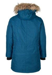Zizzi - Winter coat - blue - 2
