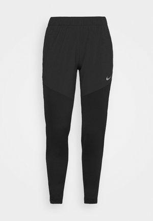 ESSENTIAL PANT - Pantalon de survêtement - black/silver