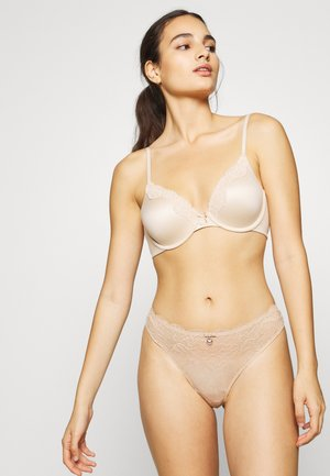 FULL COVERAGE - Underwired bra - ivory/latte