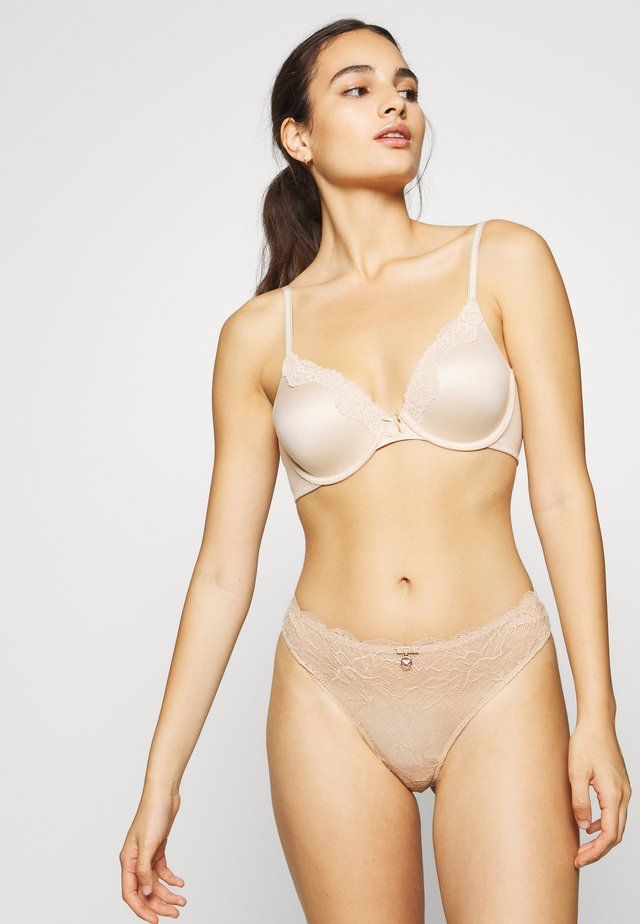 FULL COVERAGE - Soutien-gorge à armatures - ivory/latte