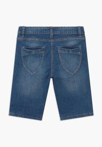s.Oliver - BERMUDA - Denim shorts - blue stone - 1