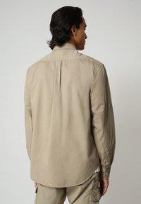 Napapijri - Shirt - silver sage - 2