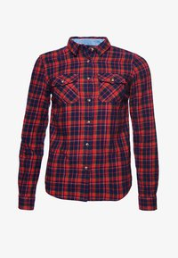 Superdry - Chemisier - red check - 2
