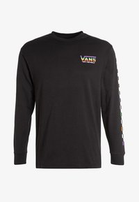Vans - RAINBOW - Long sleeved top - black - 3