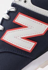 New Balance - 574 - Baskets basses - navy/white - 5