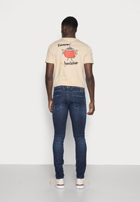 Replay - ANBASS SHADES - Slim fit jeans - dark-blue denim - 2