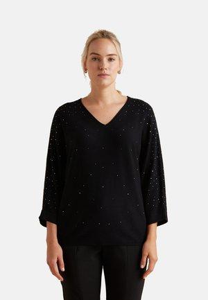 MAGLIA - Sweatshirt - nero