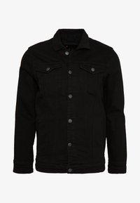 Denim Project - KASH JACKET - Denim jacket - black dot - 2