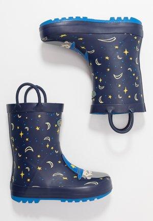 MERLIN - Botas de agua - dark blue