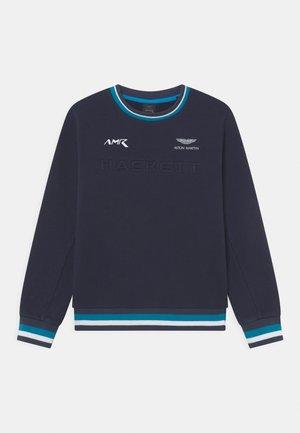 TIPPED CREW - Sweatshirt - navy
