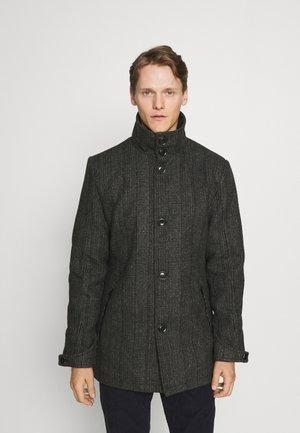 NIXON - Short coat - black