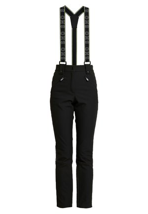 SNO BLACK ANDRE - Trousers - black