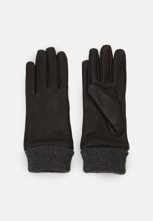 EVA - Gloves - black/dark grey