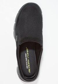 Skechers Sport - EQUALIZER - Mules - black - 1