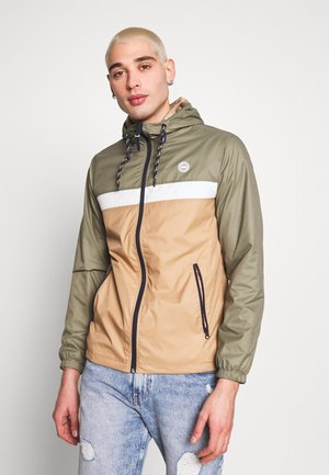 JORCOTT  - Summer jacket - dusty olive