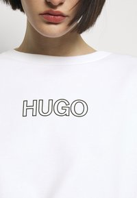 HUGO - NAKIRA - Mikina - white - 4