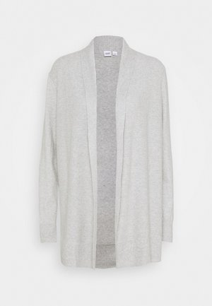 BELLA THIRD - Cardigan - light heather grey