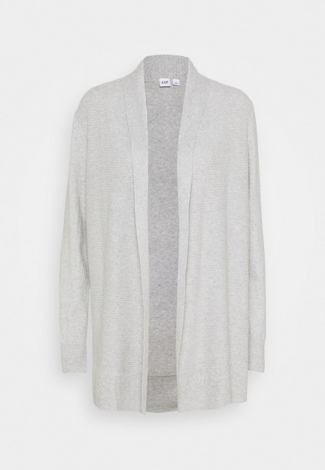 BELLA THIRD - Cardigan - light heather grey