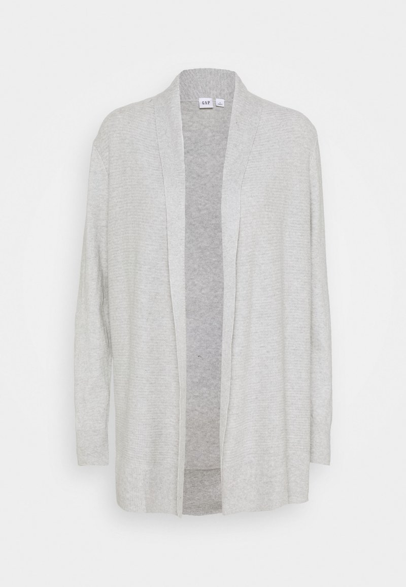GAP - BELLA THIRD - Cardigan - light heather grey