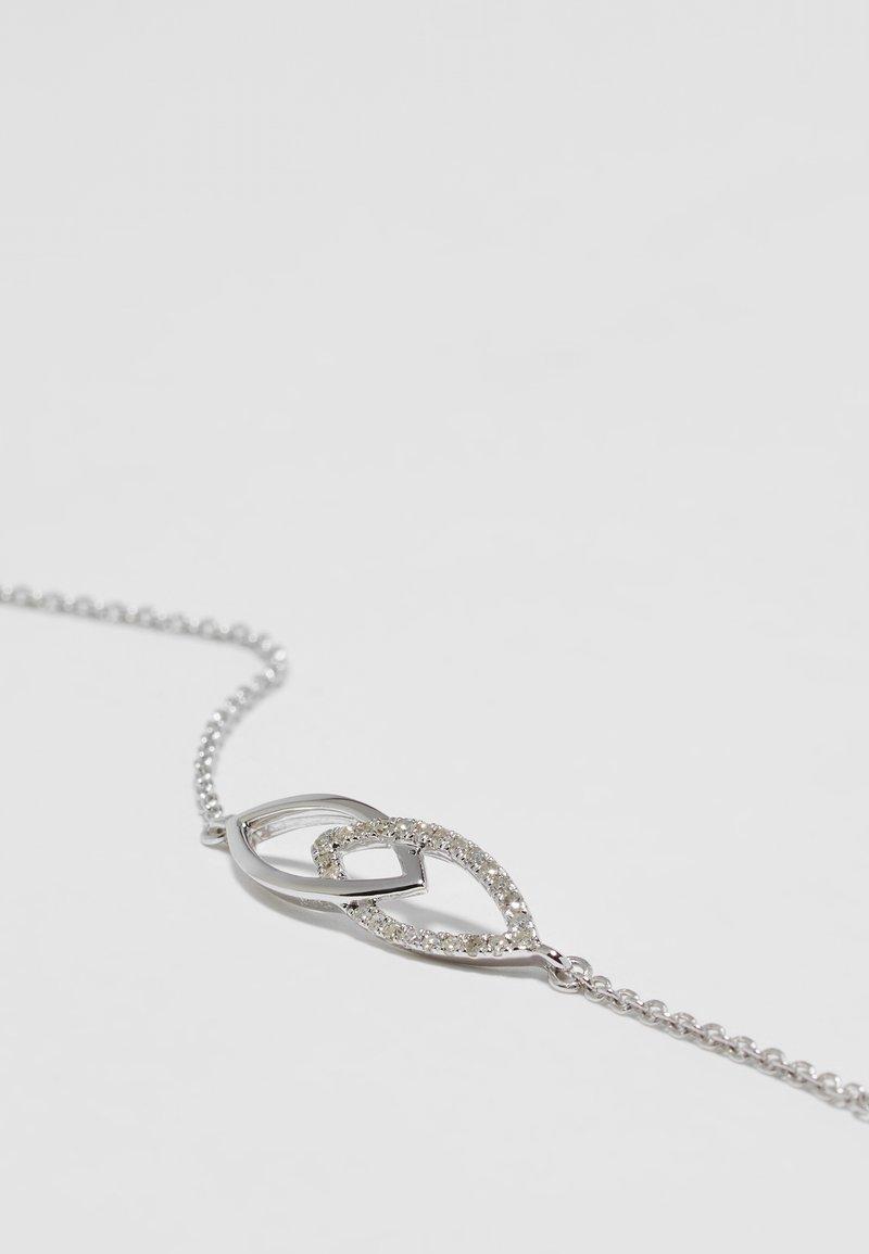 DIAMANT L'ÉTERNEL - WHITE GOLD - Bracelet - silver-coloured