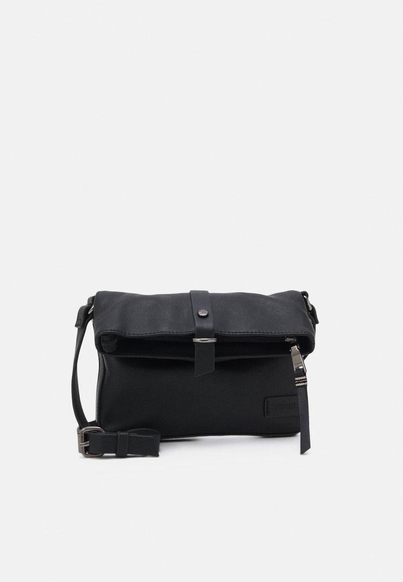 Esprit - LIZ - Taška spříčným popruhem - black