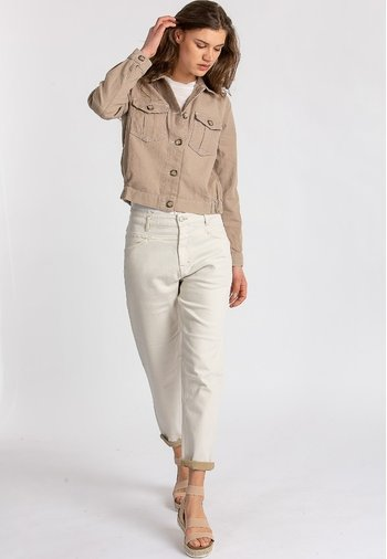 X-LENT  - Trousers - off white