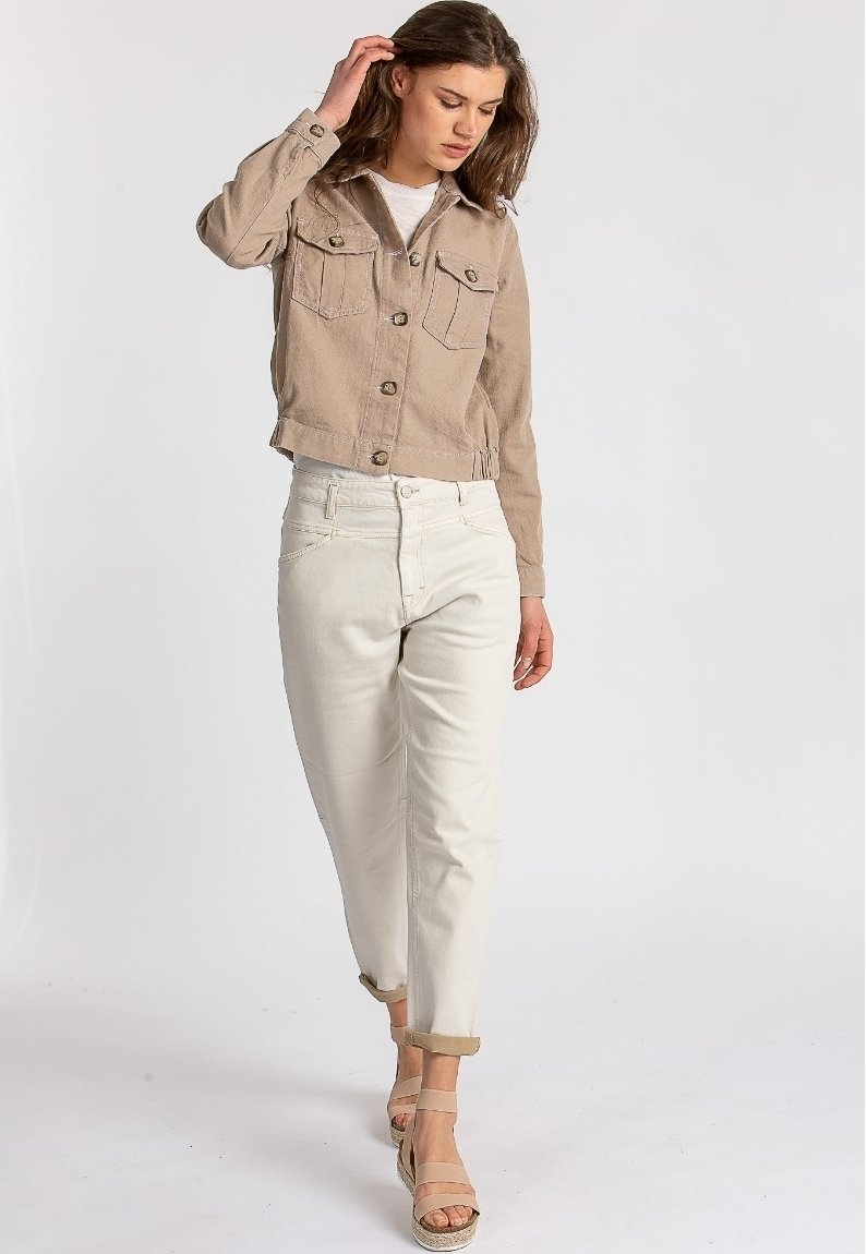 CLOSED - X-LENT  - Trousers - off white