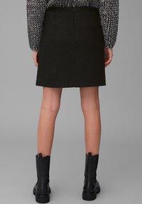 Marc O'Polo - A-line skirt - black - 2