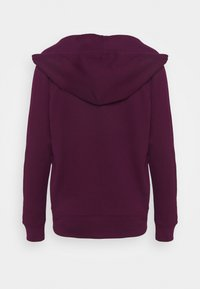 GAP - Zip-up hoodie - beach plum - 1