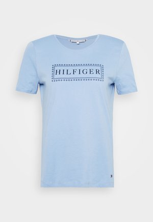 CLEO REGULAR  - Print T-shirt - blue
