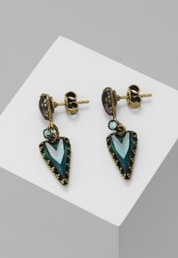 Konplott - SNOW WHITE - Earrings - blue/green - 0