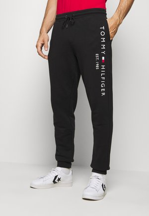 BASIC BRANDED - Pantaloni sportivi - black