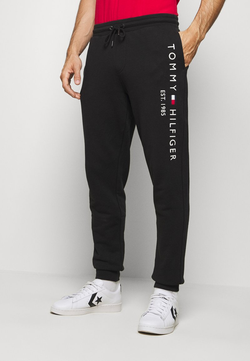 Tommy Hilfiger - Jogginghose - black