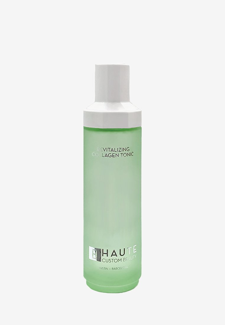 Haute Custom Beauty - REVITALIZING COLLAGEN TONIC - Toner - green