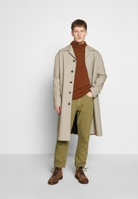 YMC You Must Create - TEARAWAY - Džíny Relaxed Fit - olive - 1