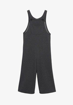 PEPA - Jumpsuit - dark heather grey