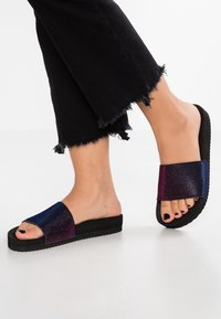flip*flop - POOL SHINE - Mules - black - 0