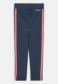 adidas Performance - Punčochy - crew navy/hazy rose